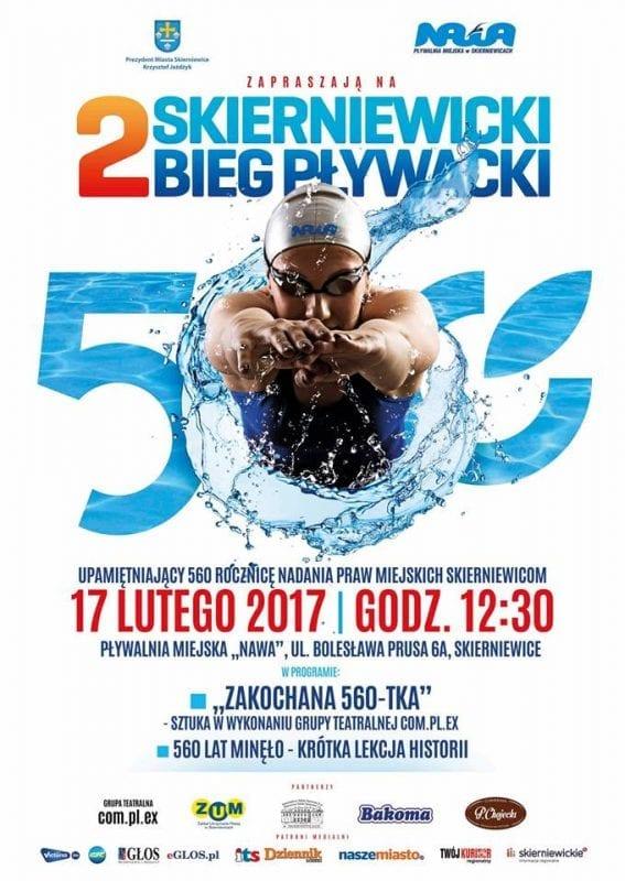 2 Skierniewicki Bieg Pływacki