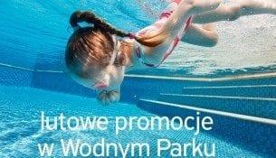 Wodny Park Merliniego Warszawa Promocja