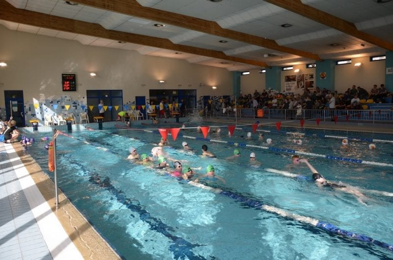 Pływackie Grand Prix najmłodszych