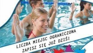 Park Wodny Kalisz Nocny Maraton Aqua Aerobik