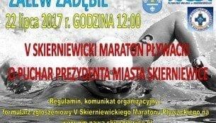 Zalew Zadebie Maraton Skierniewice