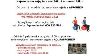 aero i aquaaerobik