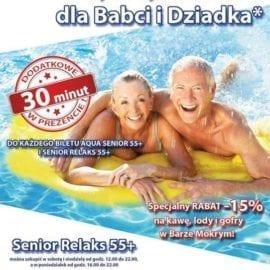 Dzien Babci i Dziadka Aquapark Koszalin