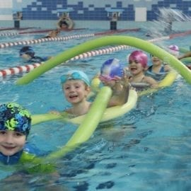 nauka plywania agamasport
