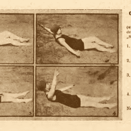 historia plywania