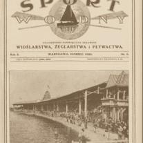 sport wodny 1926