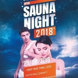 sauna night koszalin
