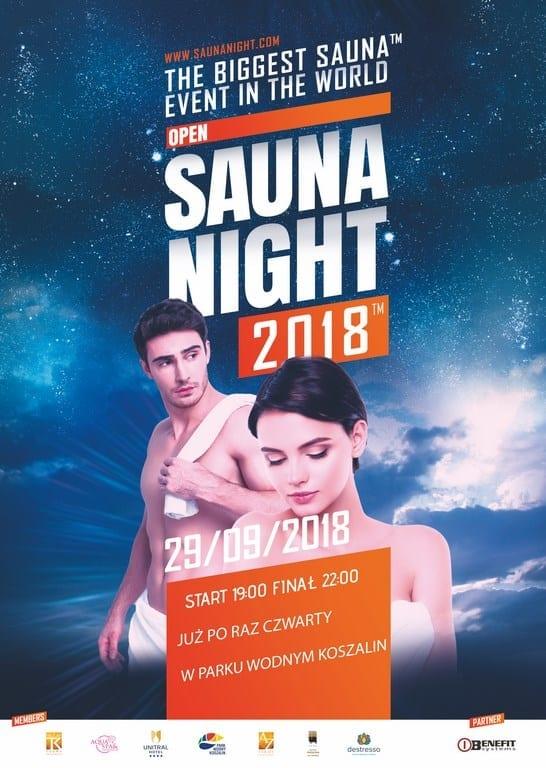 sauna night koszalin