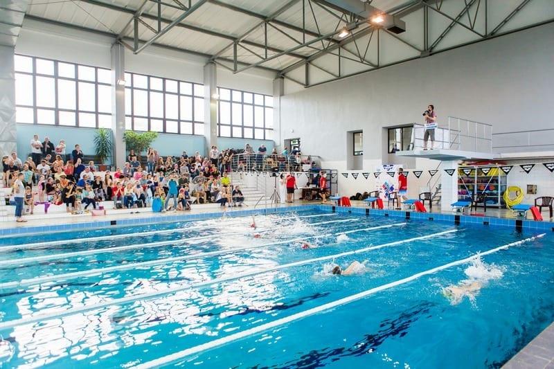 HumanSport Zawody Plywackie