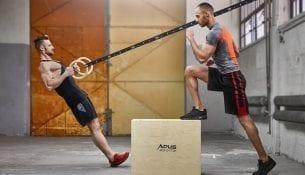 Apus Sports Wyposazenie Silowni