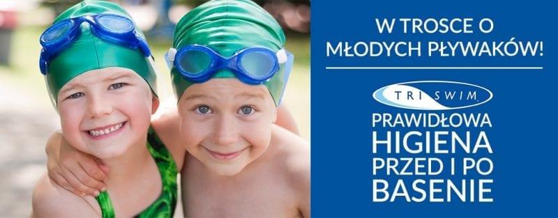 Prawidłowa higiena na basenie