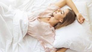 Aktywnosc fizyczna a sen