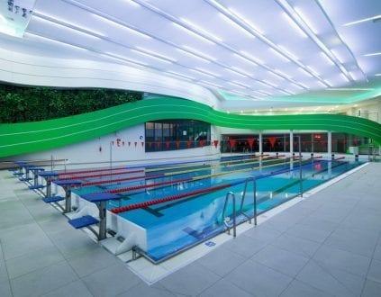 Wodny Park Tychy Basen Sportowy