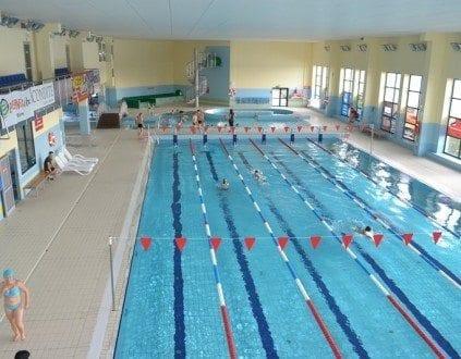 Pływalnia Olimpic - basen Strawczyn Strawczynek cennik, opinie, godziny otwarcia