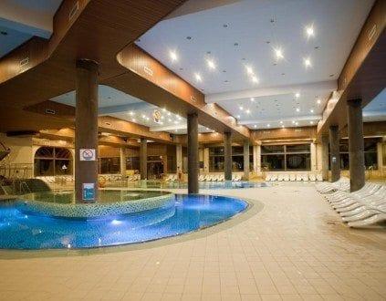 Park Wodny Tropikana - basen Karpacz Hotel Gołębiewski cennik, opinie, godziny otwarcia