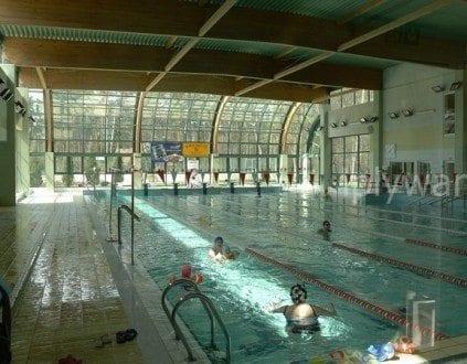 Pływalnia CKR - basen Konstancin Jeziorna cennik, opinie, godziny otwarcia