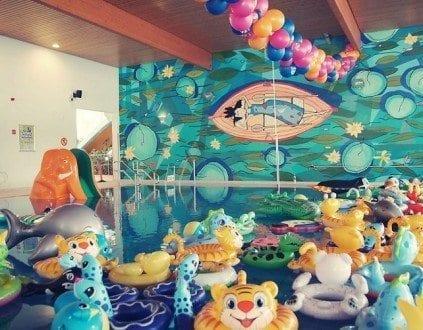 Aquapark Wrocław - basen Wrocław cennik, opinie, godziny otwarcia