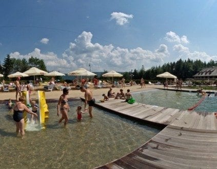 Baseny Aquapark Kocierz Andrychów