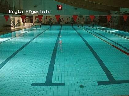 Pływalnia Kryta - basen Sucha Beskidzka cennik, opinie, godziny otwarcia