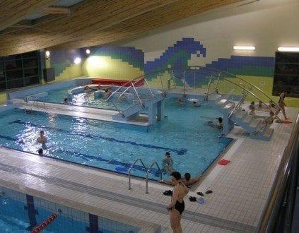 Basen Miniaquapark Toruń Rekreacja