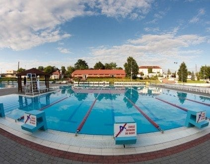 Wrzesińskie Obiekty Sportowo-Rekreacyjne (fot. WOSR Września)