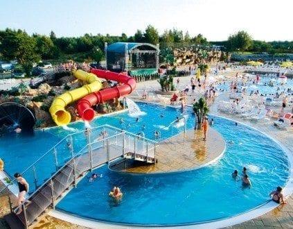 Basen dla dzieci Aquapark Panorama Morska Jarosławiec