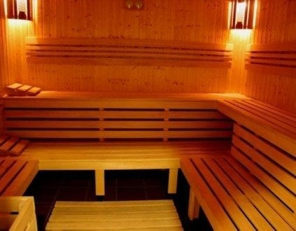 Basen Kurdwanów Nowy Kraków Sauna