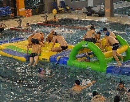 Basen Aquapark Radom Tor Przeszkod