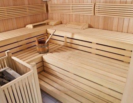 Basen Rypin Sauny