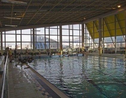 Basen Sportowy Delfin Włocławek