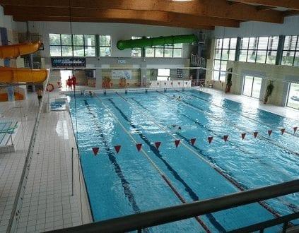 Basen Sportowy Wodny Raj Toruń