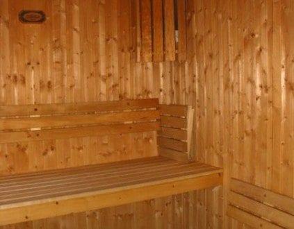 Basen AZS Wrocław Sauna