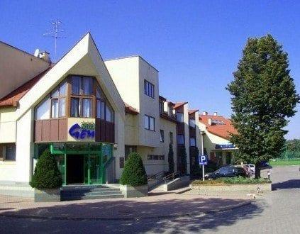 Basen Hotel GEM Wrocław
