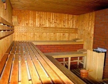 Basen Belchatow Sauna