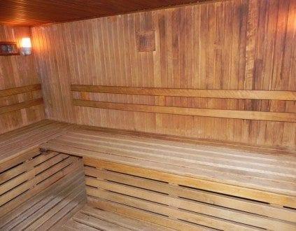 Basen Wyszkow Sauna Blekitna