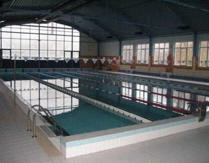 Pływalnia Kryta Laguna - basen Lubań