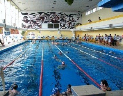 Pływalnia i Sala Gimnastyczna Rybnik (fot. mosir.rybnik.pl)