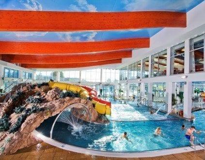Panorama Morska Jaroslawiec baseny dla dzieci