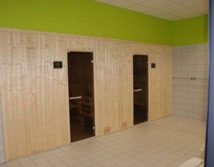 Basen Kryty Sulechow Sauna
