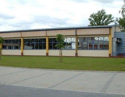 Basen Wroclaw Akademia Wychowania Fizycznego