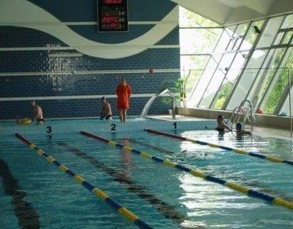 Basen Zambrow Plywalnia Sportowa