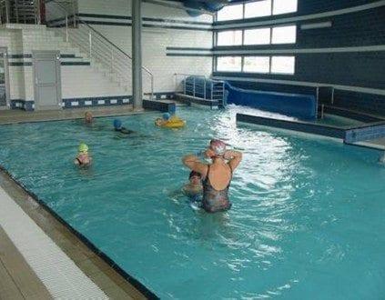 Basen rekreacyjny Zambrow