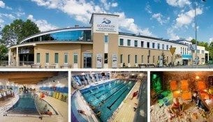 Aquapark Wagrowiec Atrakcje