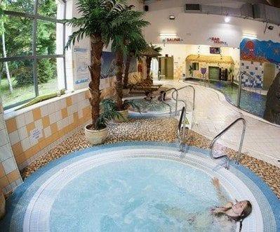 Aquapark Wagrowiec Jacuzzi