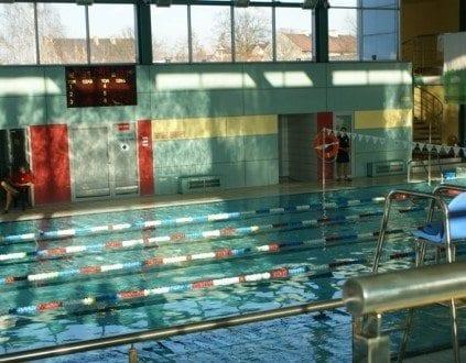 Pływalnia Kryta Camena - (fot. ckis.pl)