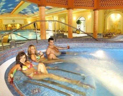 Basen Hotel Jawor Plywalnia