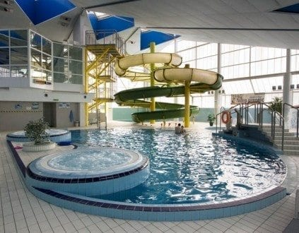 Pływalnia Kryta Chrzanów (fot. basen.chrzanow.pl)