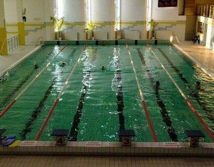 Basen Choszczno Nauka Plywania