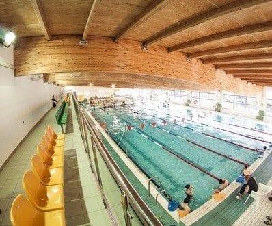 Pływalnia Uniwersytetu Przyrodniczego - basen Wrocław, fot.http://swfis.up.wroc.pl