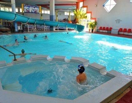 Pływalnia Miejska Nawa - basen Skierniewice